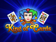 King Of Cards в Вулкан Делюкс