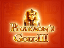 Pharaohs Gold III Вулкан 24