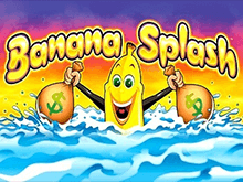 Играть бесплатно в Вулкане Делюкс Banana Splash
