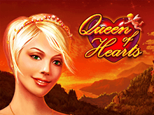 Играть в Вулкан 24 в Queen of Hearts
