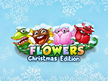 Слот Flowers: Christmas Edition